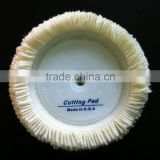 Car Polishing Pad/ Sheepskin Buffing Pad/Lamb Wool Polish Pad