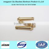 Precision Brass Parts/CNC Machine/Precision Machinery Casting                                                                         Quality Choice