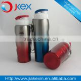 Stainless steel shaker water bottle gradient bottle                                                                         Quality Choice