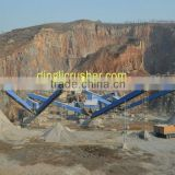 High Efficiency mining equipment and machineries used in Sandstone Production Line from Dingli