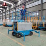mobile hydraulic mobile scissor lift work table/aerial work platform                                                                                                         Supplier's Choice