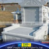 GIGA china high quality white marble monument