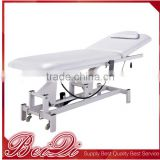 Used electric massage bed salon furniture remote control electric massage bed facial bed