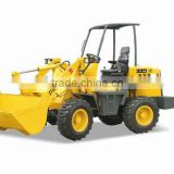 0.8T hydraulic system pump motor good engine articulated mini wheel loader