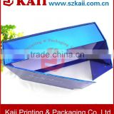 reliable supplier of different types gift packaging box, foldable gift box, window gift box in China