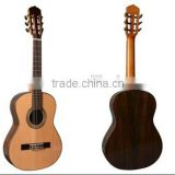 Musoo brand 39'' classical acoustic handcrafted guitar(MC170)