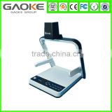 auto focus CCD CMOS sensor high output led. scanner laser pointer presenter school document camera support stand