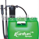 China factory supplier hand back/pump/spray machine sprayer knapsack manual sprayer parts