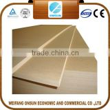 cheap laminated mdf board for furniture from mdf factory direct