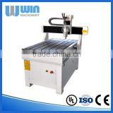High Precision 3 Axis 3D CNC Router 6090