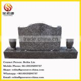 Serpentine blue pearl grave granite headstone for memorial