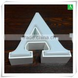 Wholesale POP custom plastic letter lightbox for thermoforming