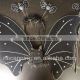 kids artificial butterfly wing/fairy bat wings/whosale butterfly wing