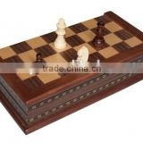 Portable Convenient Giant Outdoor Chess Board Game Set