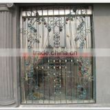 2015 moden stainless steel window fence grill design