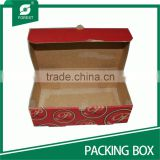 CORRUGATED KRAFT PAPER MADE DOLL PACKAGING BOXES WITH CUSTOM LOGO