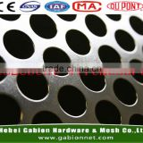 high quality round hole stainless steel perforated sheet