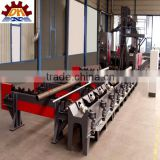 China pipe shot blasting machines/steel pipe cleaning out and in blasting equipment/production line from dongheng group