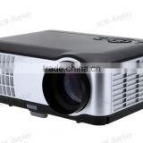 LED Projector 1080P HDMI USB Home Cinema Projector System for School Classrooms, Home Entertainment, Home Schooling