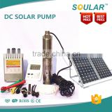 DC Submersible Solar Water Pump for Solar Irrigation System                                                                         Quality Choice