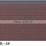 Decorative wall panel/foam wall panel/metal embossed wall panel/building construction material