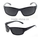 Fashion black Retro Specs, Pinhole glasses, Party glasses, Sunglasses, Sticker pinhole glasses
