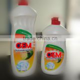 750ml 500ml OEM Dishwashing liquid, Dish Detergent as Fairy Quality