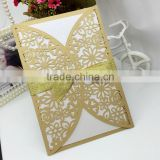 Laser cutting wedding invitation cards for wedding invites                                                                         Quality Choice