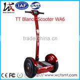 Fashionable Two Wheel Scooter Smart Walk Electric Battery Powered Motor Scooter For Teenagers