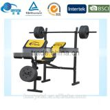 Sports Equipment Fitness Machine Leg Press Adjustable Weight Lifting Bench SJ-115