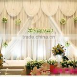 wedding backdrop curtains wedding backdrop kits with swags