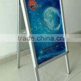 budget sidewalk sign,Metal Material pavement sign,A-board signs                                                                         Quality Choice