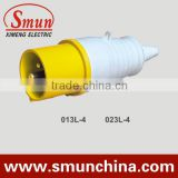 32A 3p 110v CE industrial plug with tail plug