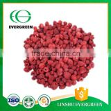 Freeze Dried Raspberry For Overseas Market