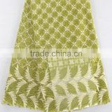 African Fashion dresses guipure lace fabric/ gold chemical wholesale african lace fabrics