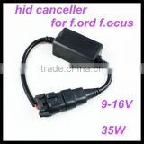 Auto HID light canceller decorder for Ford Focu s H7 hid head light decoder