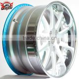 forged aluminum wheels rims wheel 3 pieces forged wheels                                                                         Quality Choice