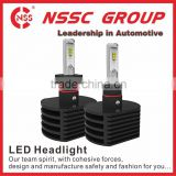 2 Years Warranty High Power 35W 9600LM H4 LED Car Headlight H4 H7 H8 H9 H10 H11 9005 9006 LED