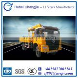 4WD High Quanlity & Reasonable Price Truck Mounted Crane, From Brand Vehicle Manufacturer