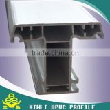 popular factory upvc window profile manufacturer China OEM factory upvc profile supplier