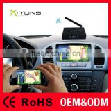 Car & home use black 3g dongle car dvd gps ezcast dongle wifi display dongle For android with iphone