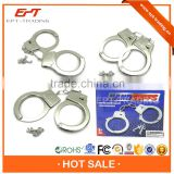 Pretend play set police handcuffs toys for kids