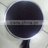 good quality factory price black box enamelled infrared gas ceramic burner for pizza oven