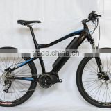 Mtb electric bike with bafang mide powered motor max system ( HJ-m21 central max system )