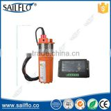 Sailflo 1.6GPM 12/24V dc mini solar submersible pump for irrigation/solar powered water pump
