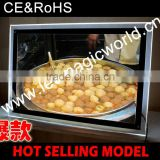 2014 Alibaba Express/Hot Sale New/Restaurant Led Light Up Menu/Advertising/Alibaba Fr/Aliexpress