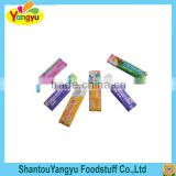 7cm Fruits Flavors Long Bubble Gum