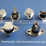 high quality KST206 Thermostat for water heater with CE bimetal thermostat . Heater Fry pot Frying pan Fryer Deep fryer pan El