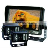 "7"" Digital Screen Monitor Support Three-channel backup camera system for car for Agriculture Equipment"