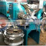 middle and small size Energy saving spiral oil press machine for Camellia oleifera seed from Lantian